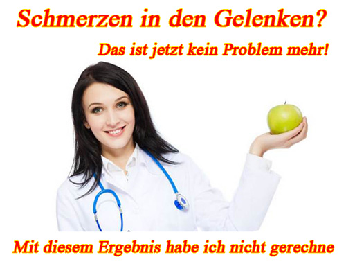 Herniation des Kniegelenks Foto